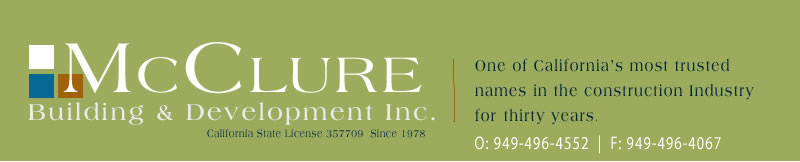 Mcclure Building And Development 30 Years Of High Quality